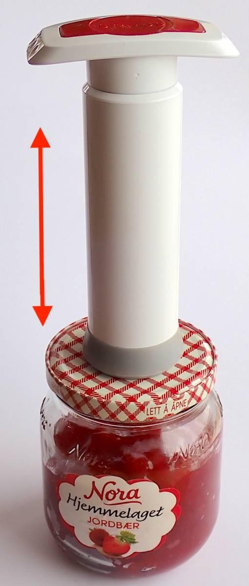 Manuell vakuum håndpumpe med 11 stifter ( kliki)