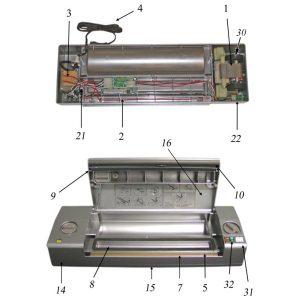 Maxima vakuumpakker Reservedeler