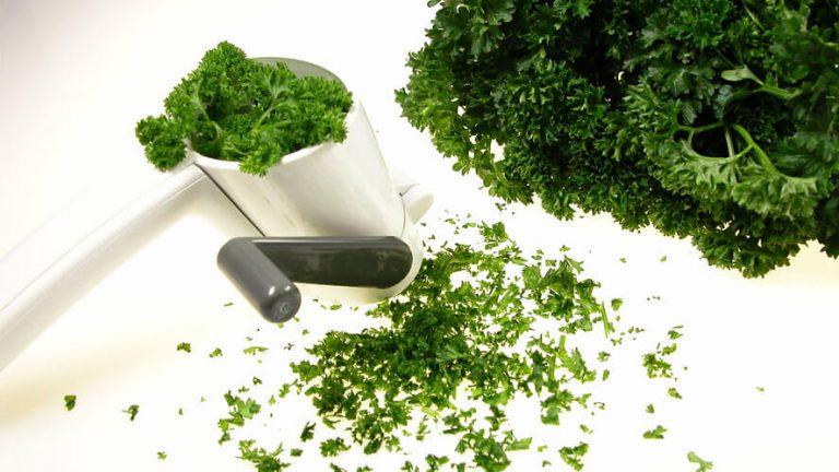 persille og urtekvern